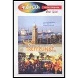 9780132412261: Audio for Treffpunkt Deutsch: Grundstufe