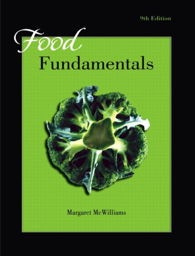 9780132412353: Food Fundamentals (9th Edition)