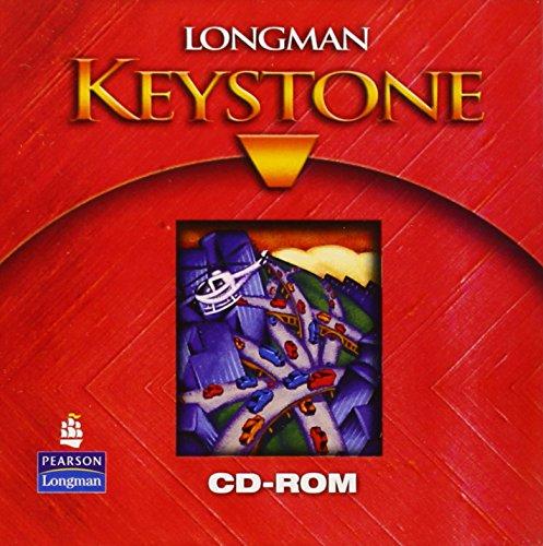 9780132412438: LONGMAN KEYSTONE A STUDENT CDROM & EBK