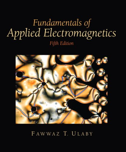 9780132413268: Fundamentals of Applied Electromagnetics (5th Edition)