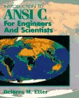 9780132413817: Introduction to ANSI C for Engineers and Scientists (Alan R Apt Book S)