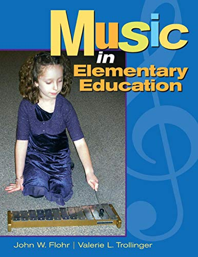 9780132413961: Music in Elementary Education