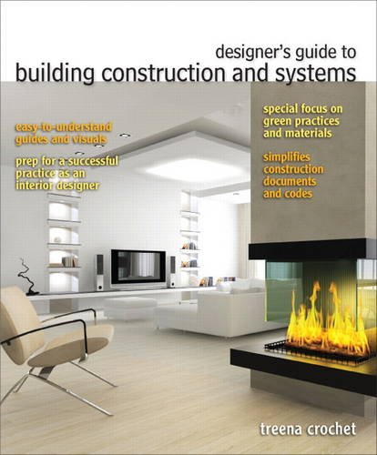 9780132414289: Designer's Guide to Building Construction and Systems (Fashion Series)