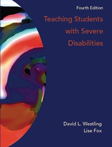 9780132414449: Teaching Students with Severe Disabilities (4th Edition)