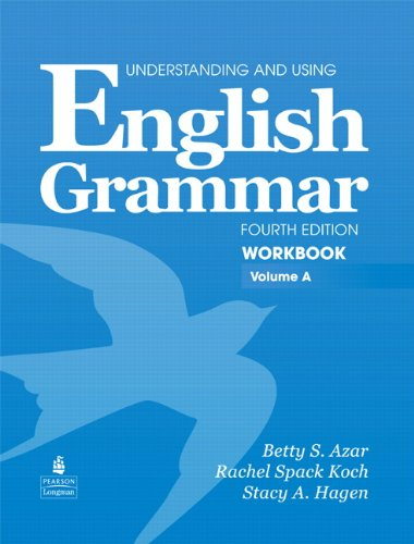 9780132415446: Understanding and Using English Grammar Workbook A (with Answer Key)