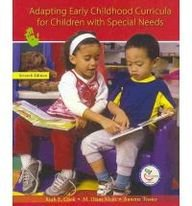 9780132417785: Adapting Early Childhood Curricula for Children With Special Needs
