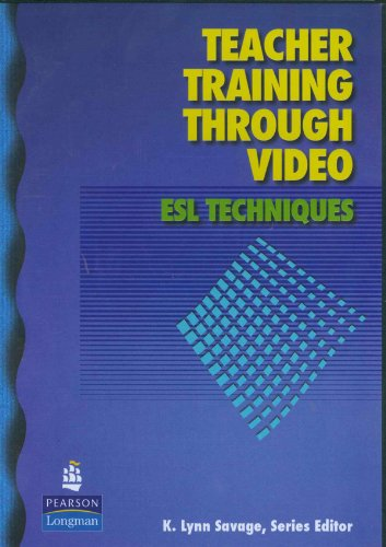 9780132418447: Teacher Training Through Video: ESL Techniques (DVD)