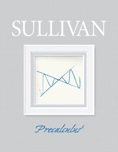Precalculus Value Package (includes Student Solutions Manual): Sullivan, Michael