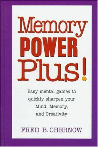9780132420747: Memory Power Plus