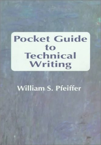 9780132421577: Pocket Guide to Technical Writing