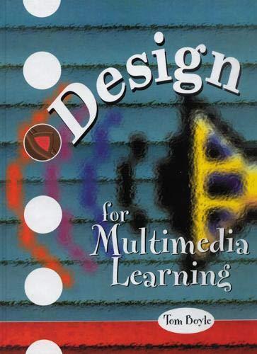 9780132422154: Design For Multimedia Learning