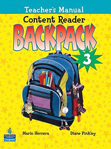 9780132424011: :BACKPACK 3