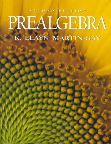 9780132424707: Prealgebra (2nd Edition)