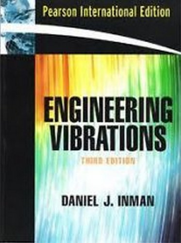 9780132425445: Engineering Vibrations