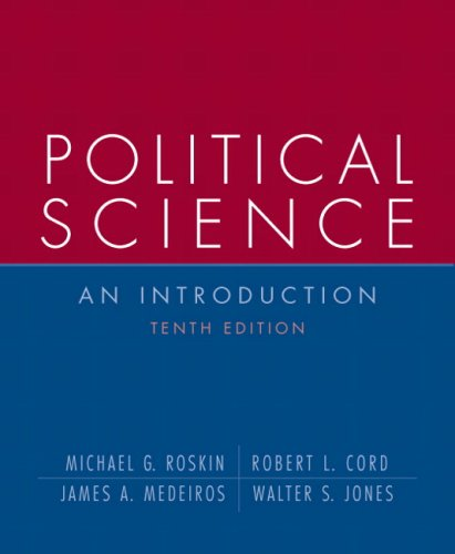 9780132425766: Political Science: An Introduction: United States Edition