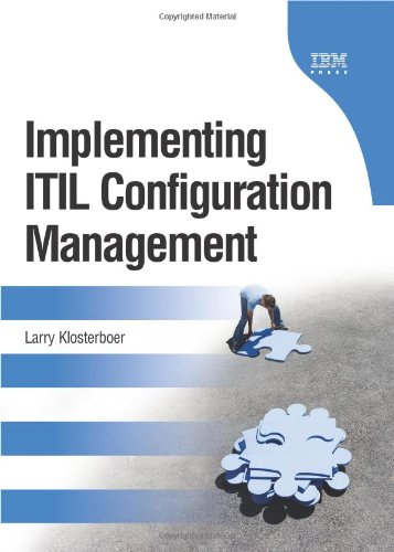 9780132425933: Implementing ITIL Configuration Management