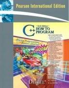 9780132427012: C++ How to Program