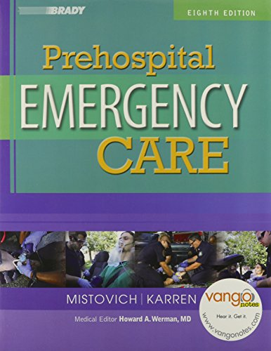 9780132427432: Prehospital Emergency Care
