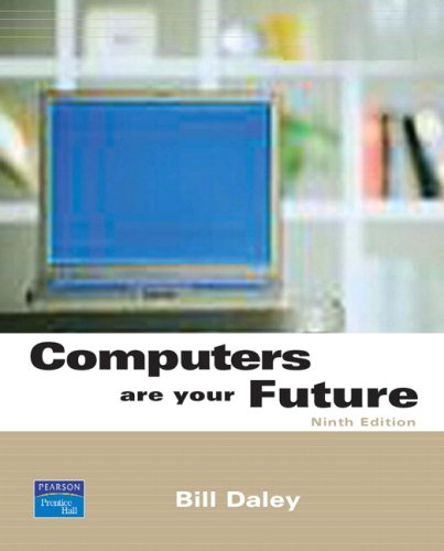 9780132429368: Computers Are Your Future, Introductory (9th Edition)