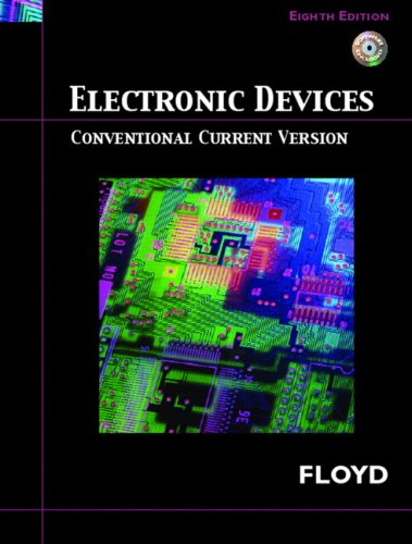 9780132429733: Electronic Devices (Conventional Current Version) (8th Edition)