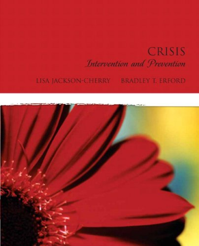 9780132431774: Crisis Intervention and Prevention