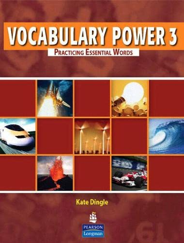 9780132431781: Vocabulary Power 3: Practicing Essential Words: Level 3