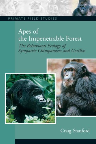 9780132432603: Apes of the Impenetrable Forest (The Behavioral Ecology of Sympatiric Chimpanzees and Gorillas)
