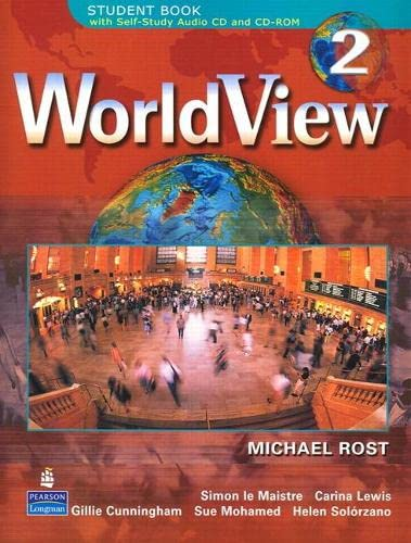 9780132433006: Worldview 2 Student Book 2a W/CD-ROM (Units 1-14)