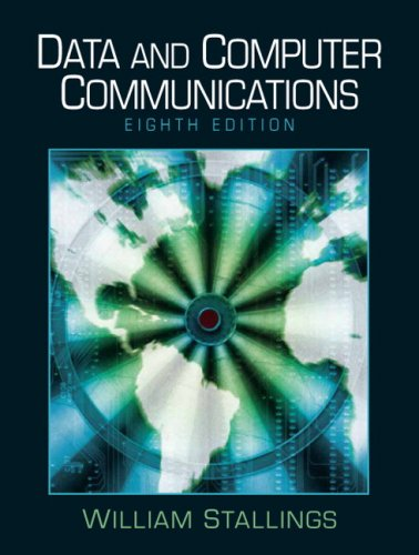 9780132433105: Data and Computer Communications (8th Edition)