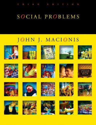 9780132433198: Social Problems