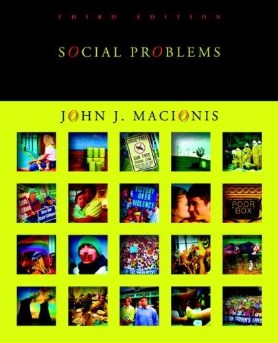 9780132433396: Social Problems