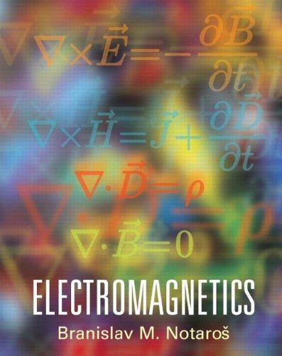 9780132433846: Electromagnetics: United States Edition