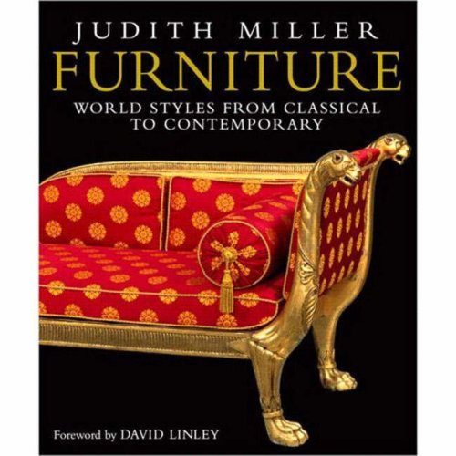 9780132436427: Furniture Encyclopedia