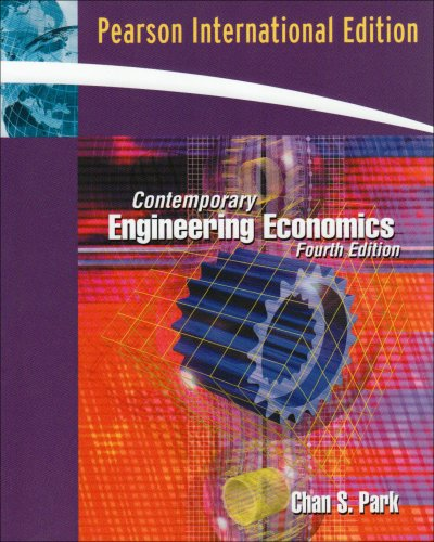 9780132436540: Contemporary Engineering Economics