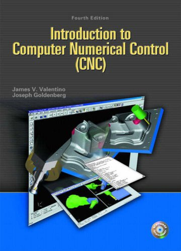 9780132436908: Introduction to Computer Numerical Control (4th Edition)