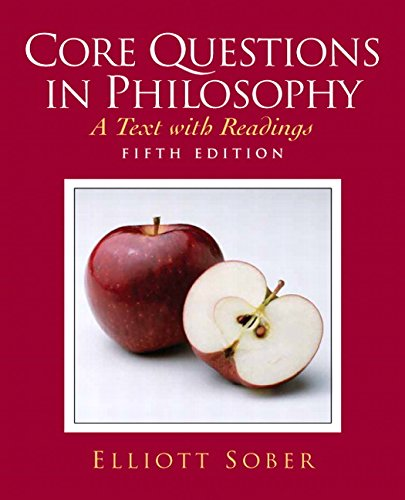 9780132437783: Core Questions in Philosophy: A Text with Readings