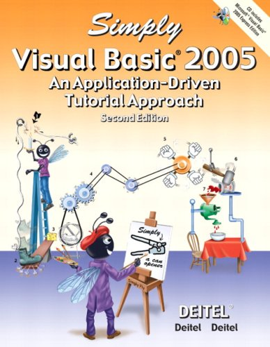 9780132438629: Simply Visual Basic 2005 (2nd Edition)