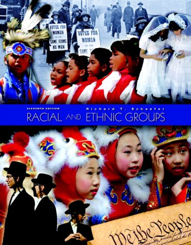 9780132438759: Racial and Ethnic Groups
