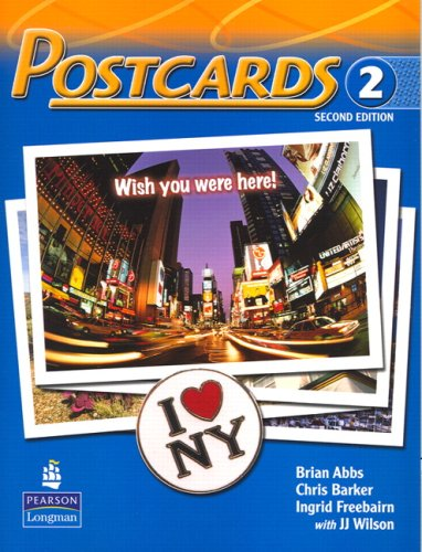 9780132439220: Postcards 2 (2nd Edition)