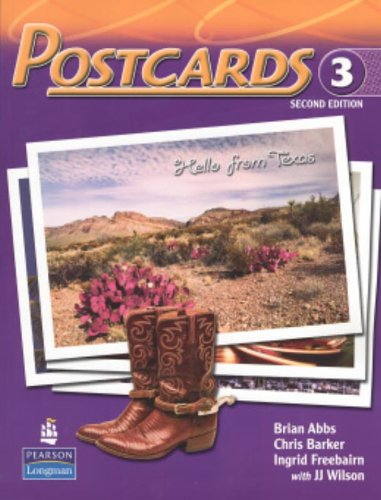 9780132439237: Postcards 3 (2nd Edition)