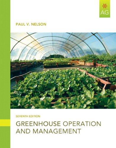9780132439367: Greenhouse Operation and Management