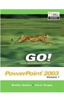 9780132439435: Go! with Microsoft Office Excel 2003, Volume 1