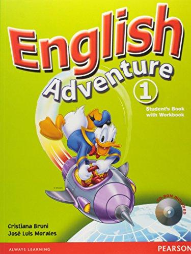 9780132439701: English Adventure 1. Student's Book (+ Workbook)