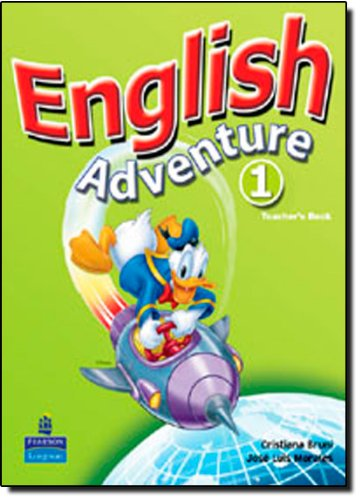 9780132440295: ENGLISH ADVENTURE 1 TB/AB W/CD AUDIO V.ING - TEACHER BOOK/ ACTIVITY BOOK WITH CD AUDIO VERSAO INGLES
