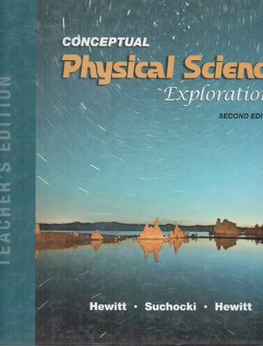 Instructors Edition For Conceptual Physical Scie (P) (TM): Hewitt