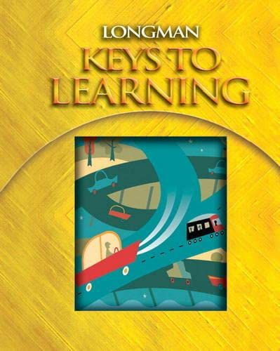 9780132443111: Longman Keys to Learning Student EBook Online Access 6 Years