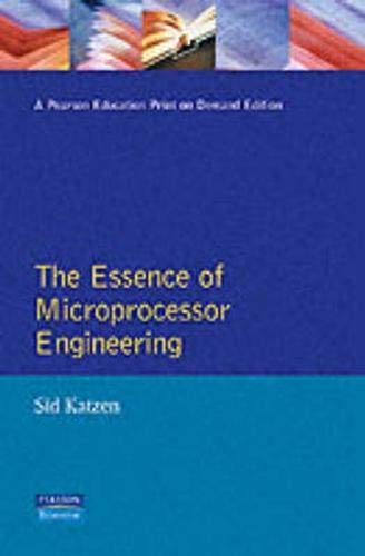 9780132447089: Essence of Microprocessor Engineering, The