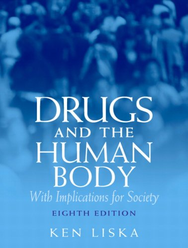 9780132447133: Drugs & the Human Body (8th Edition)