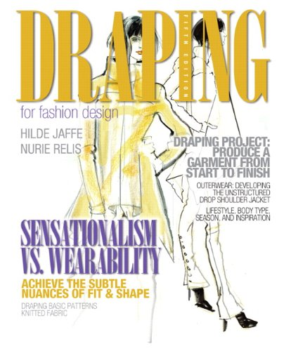 9780132447270: Draping for Fashion Design (5th Edition) (Fashion Series)
