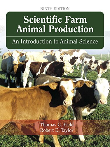 9780132447362: Scientific Farm Animal Production (9th Edition)